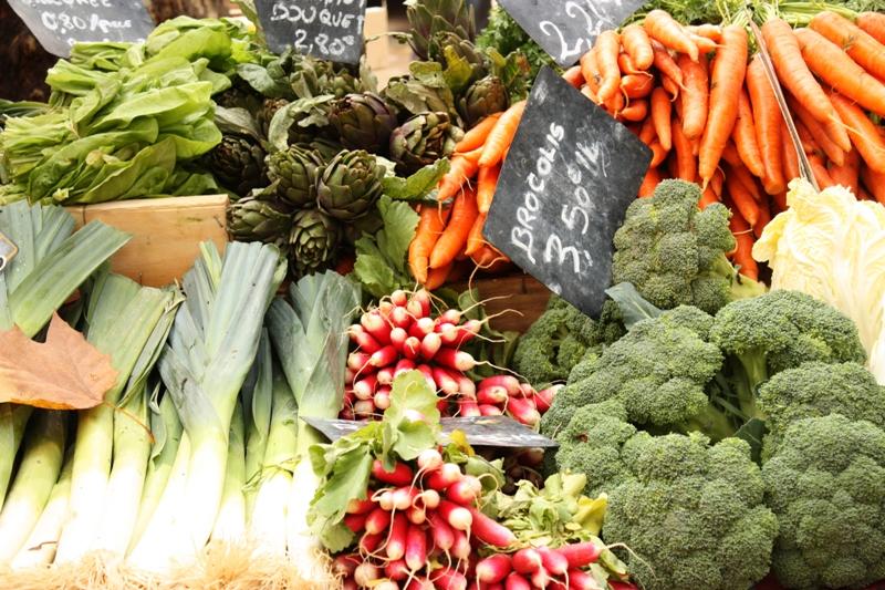 Aix en Provence - Farmer's Market