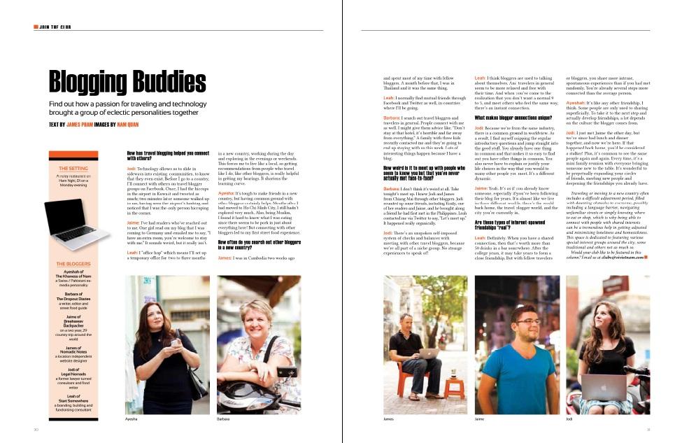 Blogging Buddies - 2013-03 Oi Vietnam
