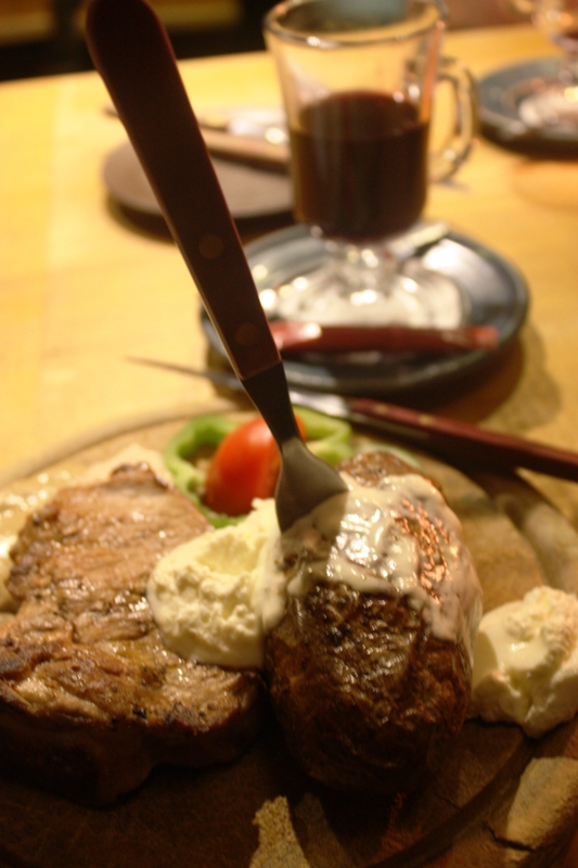 Cesky Krumlov - Meat and Potatoes