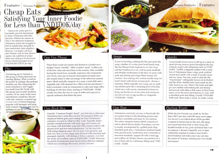Cheap Eats - Vietnamese Street Food - 2012-07 Vietnam Pathfinder