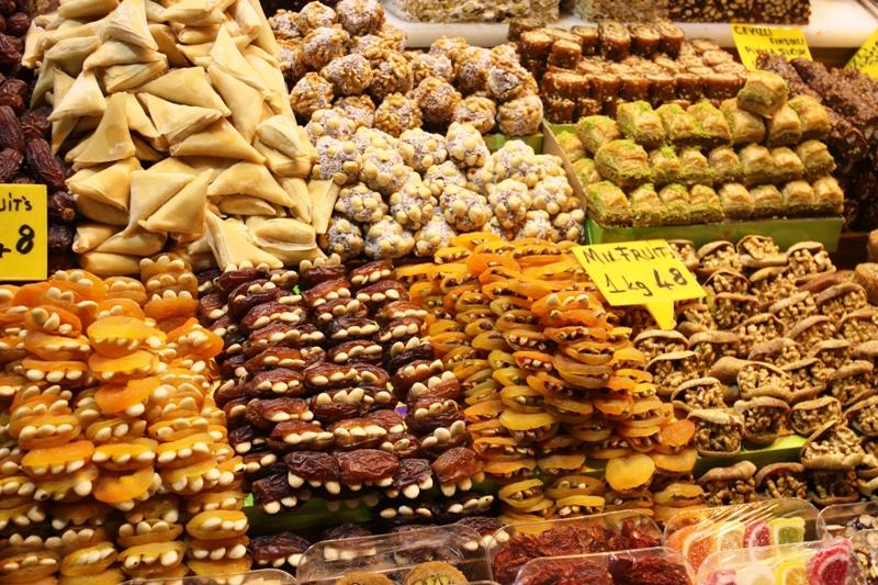 Egyptian Spice Bazaar - Sweets