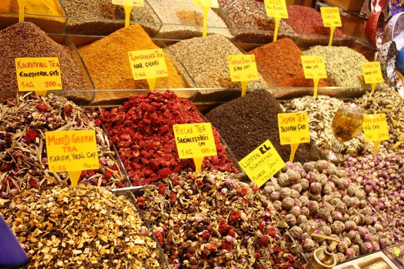 Egyptian Spice Bazaar - Teas
