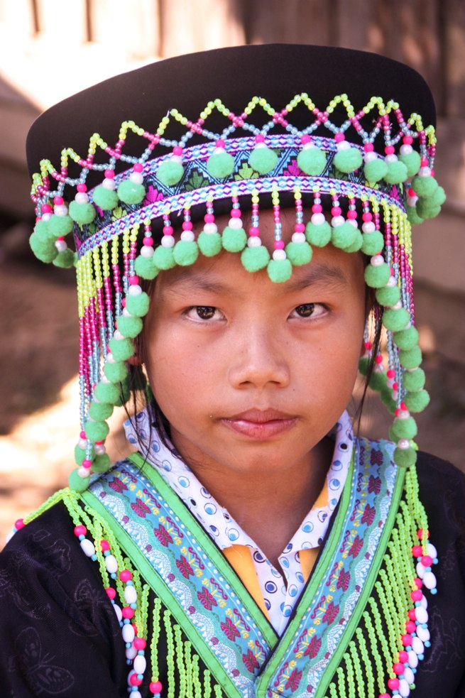 Faces of Laos 2 (3 of 4)