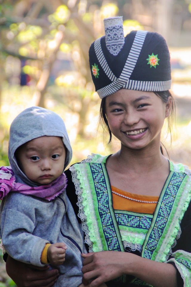Faces of Laos 3 (1 of 2)