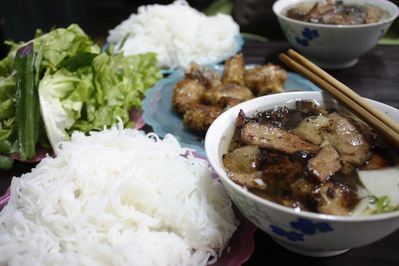 Hanoi - Bun Cha