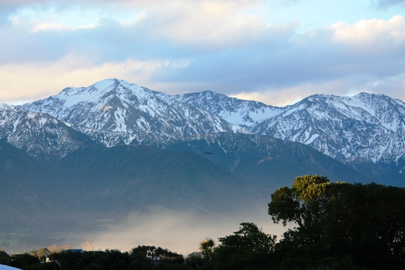 Kaikoura Mountains