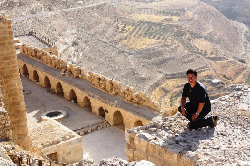 Karak Desert Castle