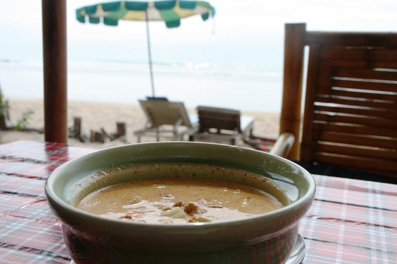 Khuk Khak Beach - Ma-Ma Restaurant