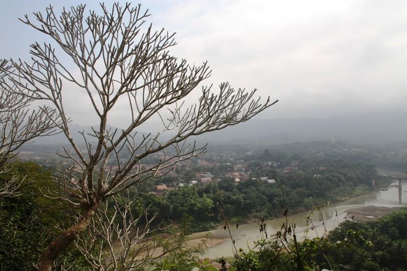 Laos - Luang Prabang - Phou Si
