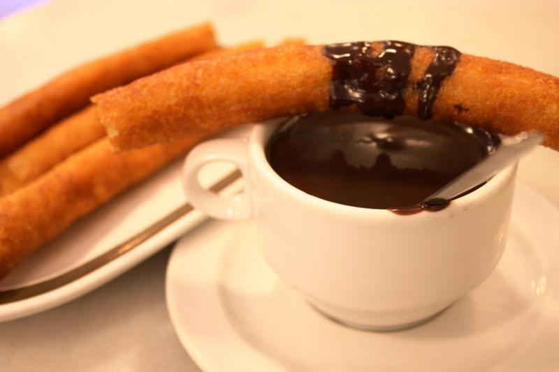 Madrid - Chocolateria