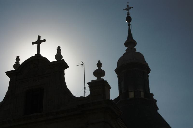 Madrid - Church in La Latina