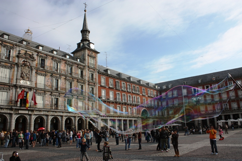Madrid - Placa Mayor