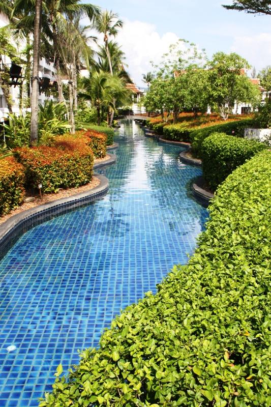 Marriott Khao Lak - Canals