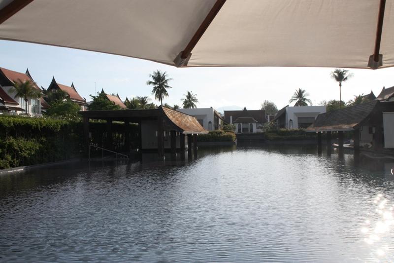 Marriott Khao Lak - Infinity Swimming Pool