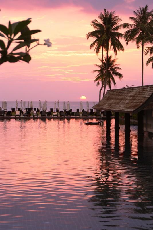 Marriott Khao Lak - Sunset