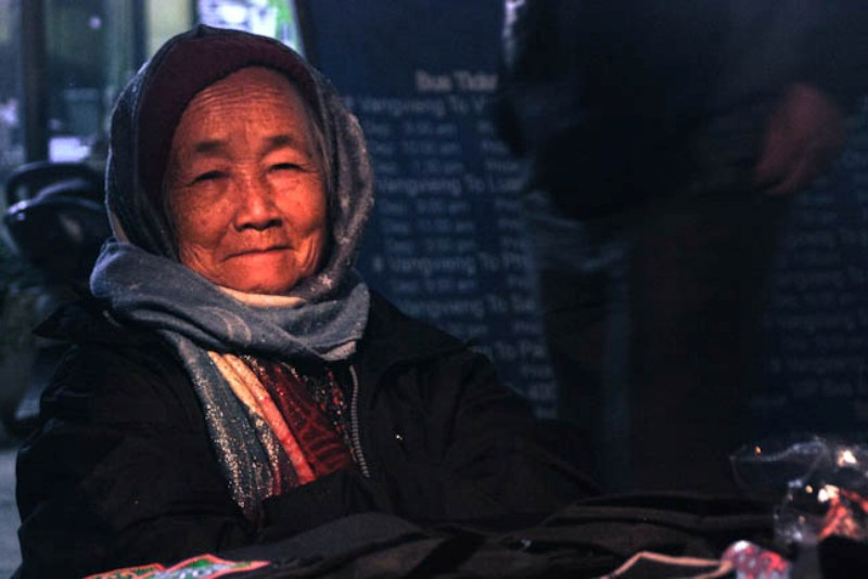 Old Woman in Vang Vieng (1 of 1)