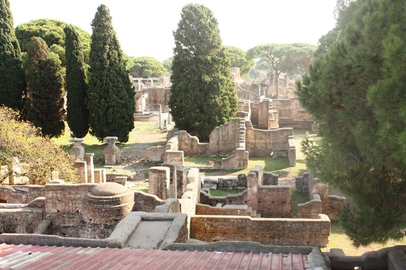 Ostia Antica - Ruins