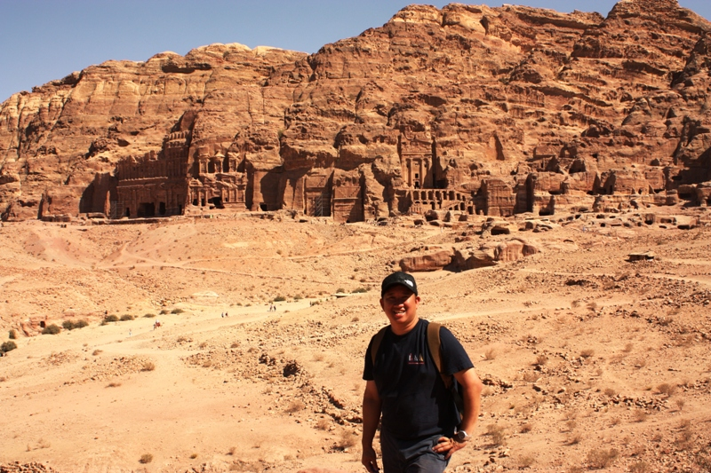 Petra - Royal Tombs