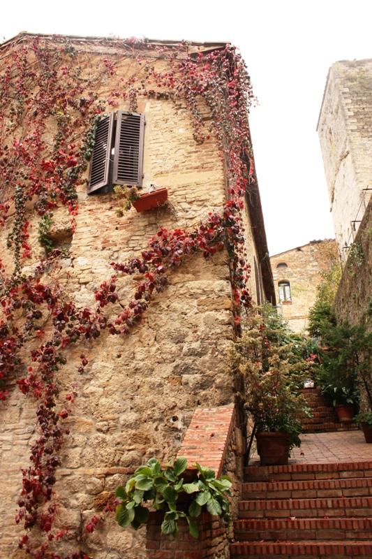San Gimignano - House