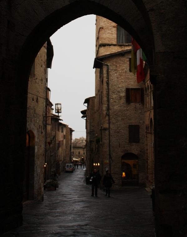 San Gimignano - Streets 2