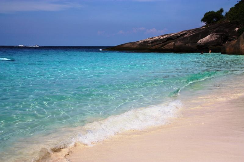 Similan - Island 4 - Princess Bay