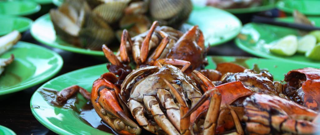 Beach Eats in Nha Trang