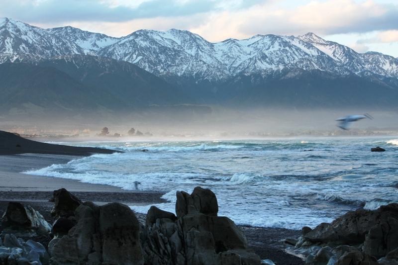 Stunning Coastline