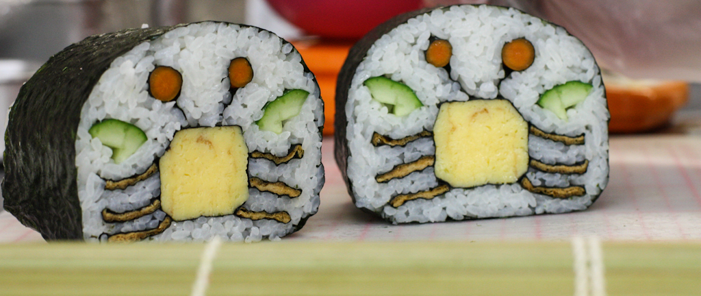 Reinventing Sushi: From Tsukiji to Art