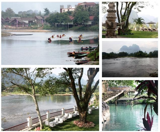 Vang Vieng - Nature