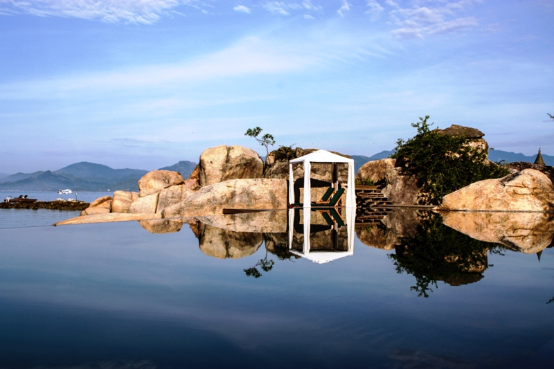 An Lam Villas Ninh Van Bay - Infinity Pool