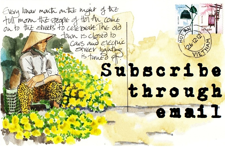 Subscribe Postcard
