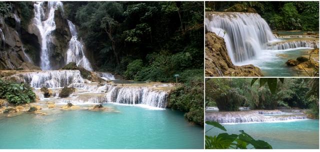 Kwang Si Falls