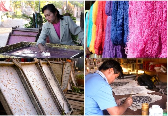 Luang Prabang - Crafts