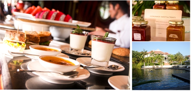 Luang Say Residence - Afternoon Tea