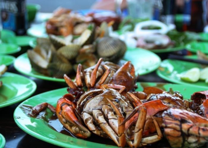 Beach Eats in Nha Trang, Vietnam