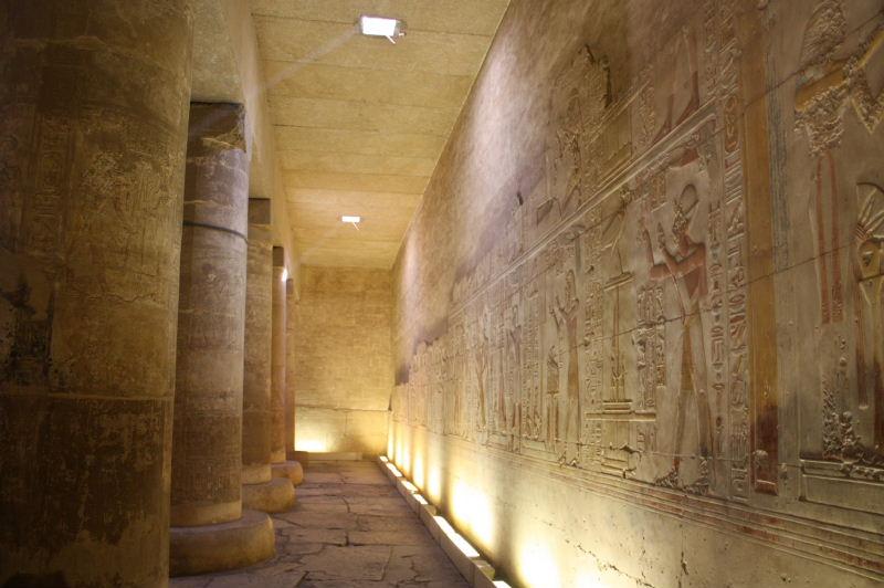 091130 Abydos corridor