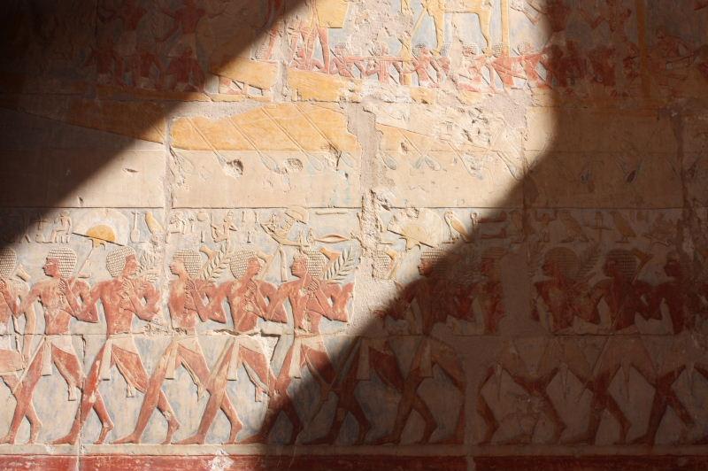 091210 Hatshepsut Temple Relief