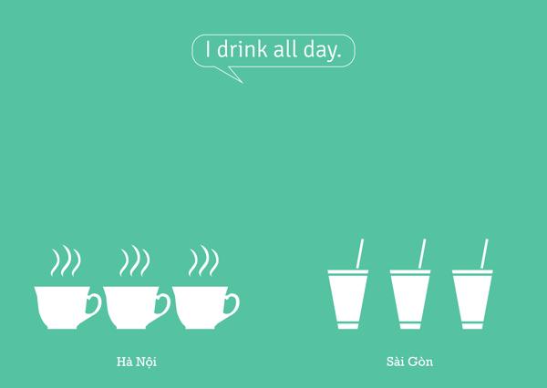 Le Duy Nhat - Saigon or Hanoi - Drinks