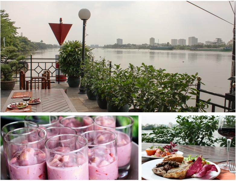Saigon Domaine - Lunch BBQ 2