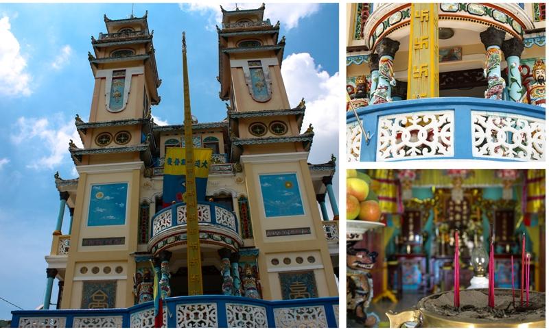 Thanh Da - Cao Dai Temple