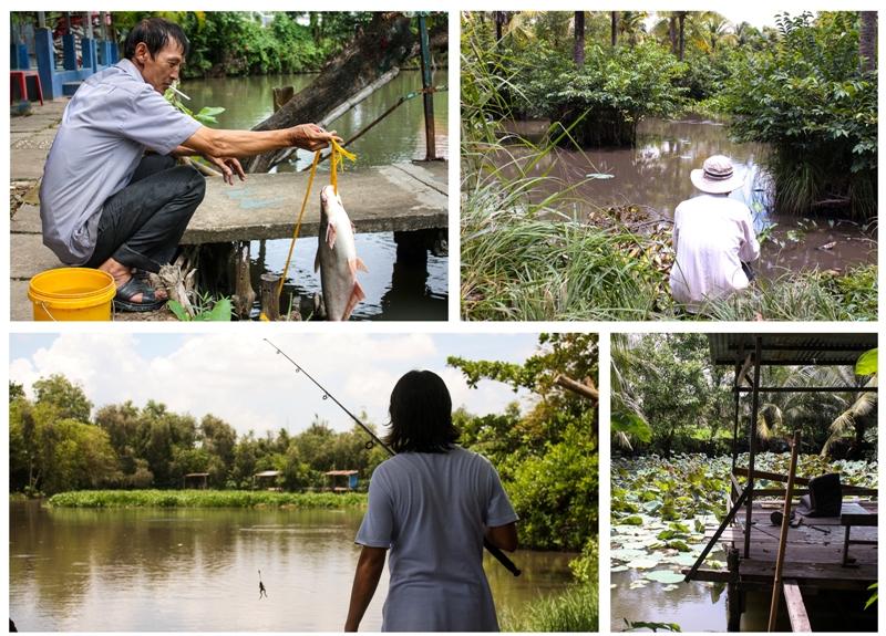 Thanh Da - Fishing
