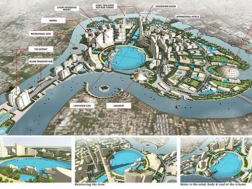 Thanh Da development
