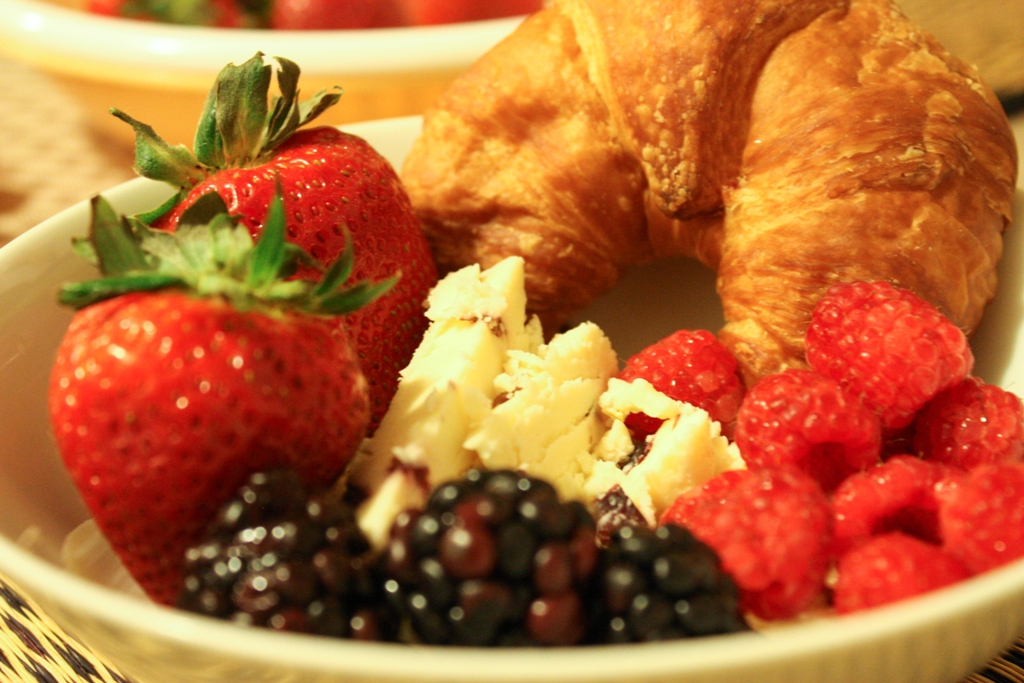 America - Berries and Cheese