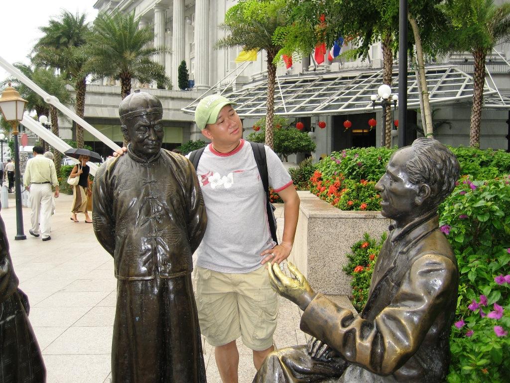 Singapore Statues