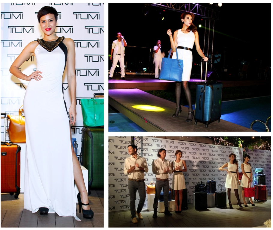 Tumi SS14 Collection