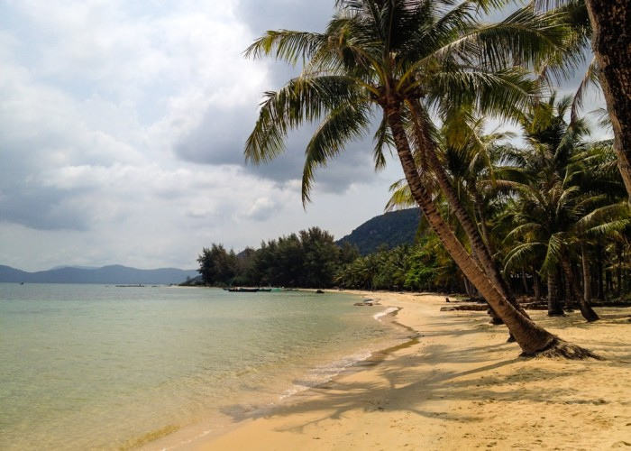 Castaway on Phu Quoc's North Shore