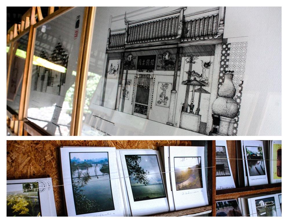 Bangkok - Baan Silapin - Exhibit - James Pham