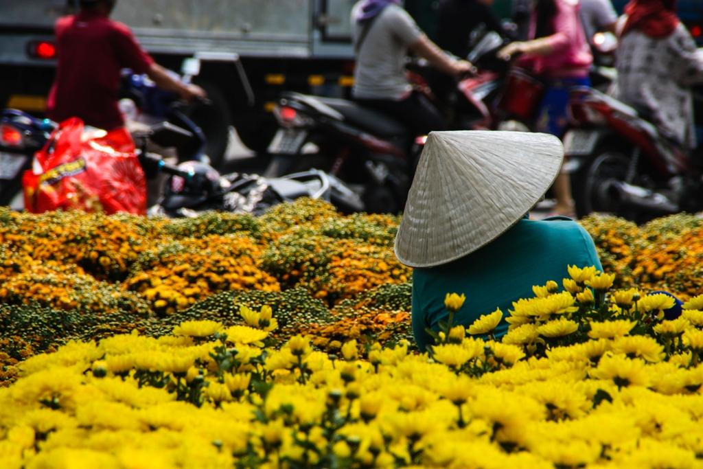 Tet Flower Market - Gia Dinh - James Pham-22