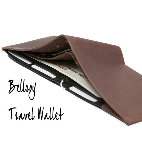 01 Bellroy Travel Wallet